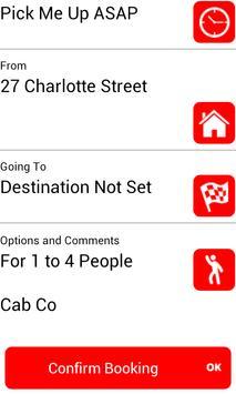 Cab Co Taxis Macclesfield apk screenshot