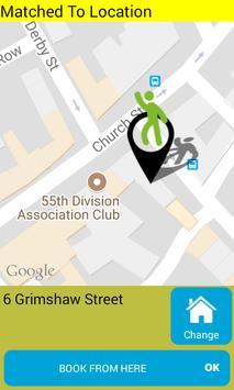 Guild Village Taxis Preston poster