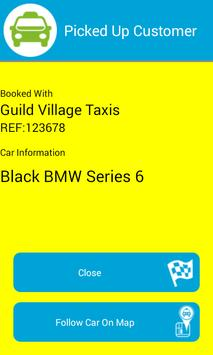 Guild Village Taxis Preston screenshot 2
