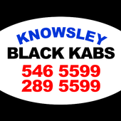 Knowsley Black Kabs icon
