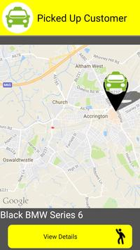 K Cars - Fast Taxis in Accrington screenshot 3