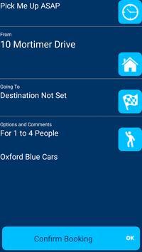 Oxford Blue Cars screenshot 1