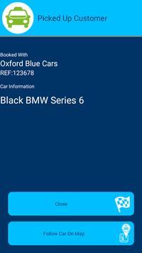 Oxford Blue Cars screenshot 2