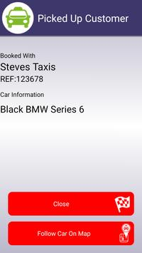 Steves Taxis, Castle Point screenshot 2