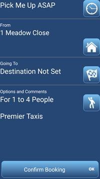 Premier Taxis Newcastle screenshot 1