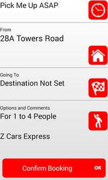Z Cars Express Grays screenshot 1