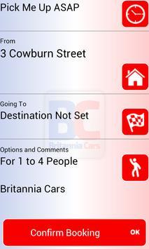 Britannia Cars Heywood screenshot 1