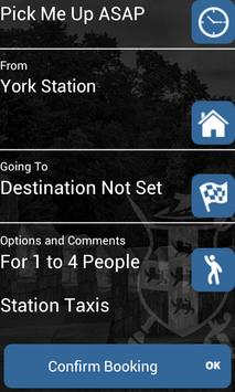 York Station Taxis screenshot 1