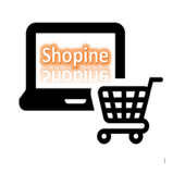 Shopine: One Stop Search of Items on Amazon & ebay icon