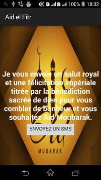 Aid Moubarak poster