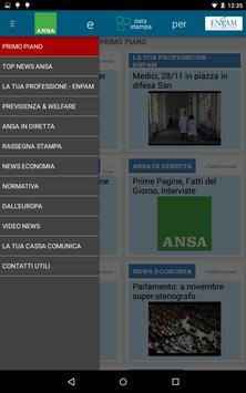 Ansa Professioni ENPAM apk screenshot