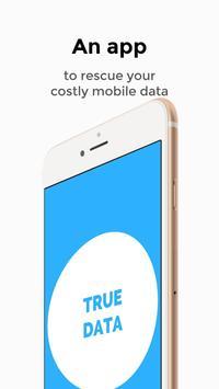 True Datally - 3G/4G Data Manager poster