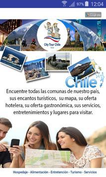 Turisteando Chile poster