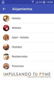 Turisteando Chile apk screenshot