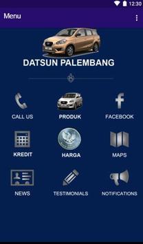 Datsun Palembang poster