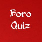 Boro Quiz icon