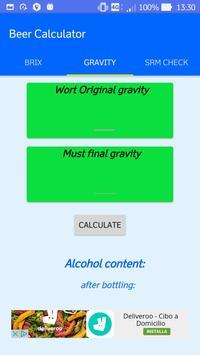 Accurate Abv Calculator apk screenshot