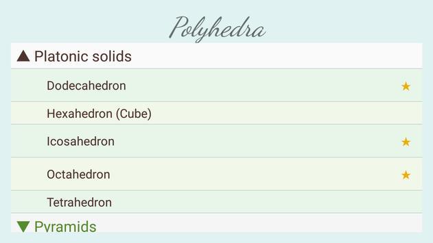 Polyhedra 海報