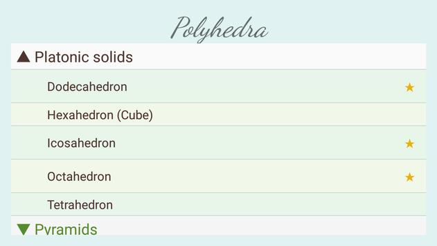Polyhedra 截圖 11