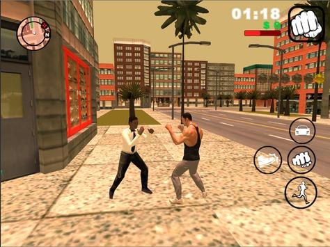 Crime in Miami: grand gang 3D apk screenshot