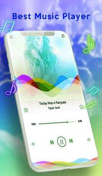 Music Player Style Iphone X (Pro) 2018 Free Music screenshot 2
