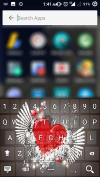 girly keyboard for android screenshot 4