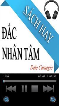 Sach noi Dac Nhan Tam- Audio Book apk screenshot