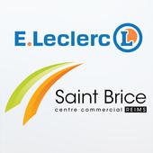 E. Leclerc Saint Brice icon