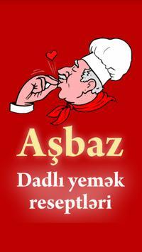 Aşpaz - yemək reseptləri poster
