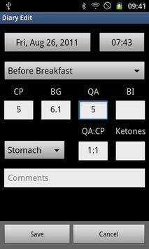 DAFNE Online Android apk screenshot