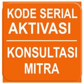 Kode Serial - Konsultasi icon