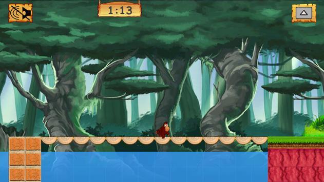 Monkey jungle3 apk screenshot