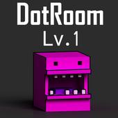 3D脱出ゲーム-ドットルームLv.1 icon