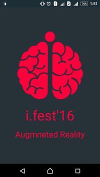 i.Fest 16 poster