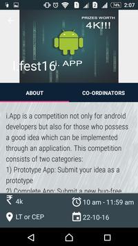 i.Fest 16 apk screenshot