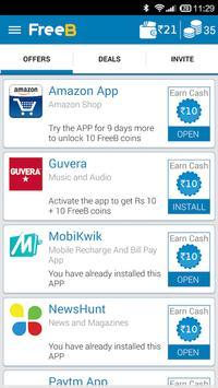 daily mobile rewards apk screenshot