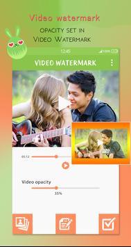 Video Watermark apk screenshot