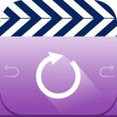 Reverse Video icon