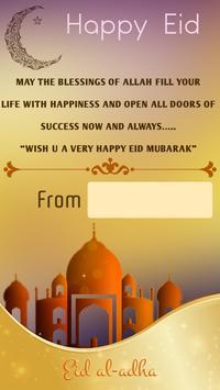 Eid ul adha greetings card bakrid greetings apk download free eid ul adha greetings card bakrid greetings apk screenshot m4hsunfo