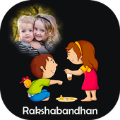 Raksha Bandhan Photo Frames icon