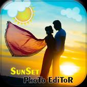 Sunset Photo Editor icon