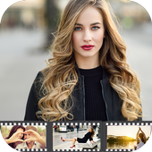 دمج الصور مع الاغانى فى فيديو icon