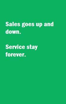 Daily Business Tips poster