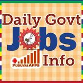 Daily govt jobs info icon