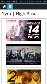 Daily New Punjabi Songs apk screenshot