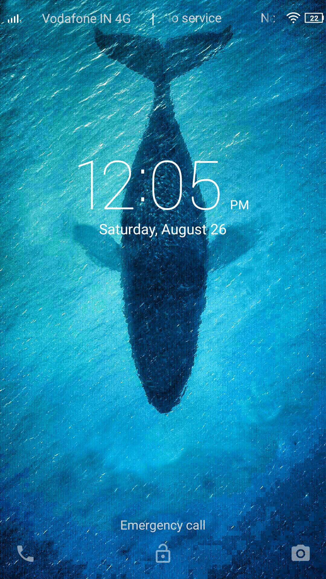 Blue Whale Live Wallpaper For Android Apk Download