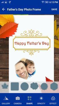Father's Day Photo Frames 2017 apk screenshot