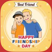 Happy Friendship Day icon