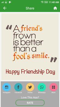 Happy Friendship Day screenshot 1