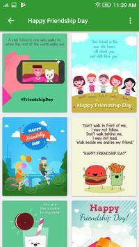 Happy Friendship Day screenshot 2